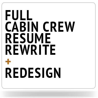 cabin crew cv sample good luck cabin crew cv example good luck cv ...