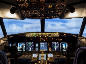 737 Takeoff