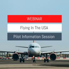Flying In The USA Webinar